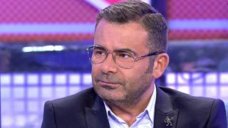 Jorge Javier Vázquez durante la entrevista de Sábado Deluxe /Mediaset