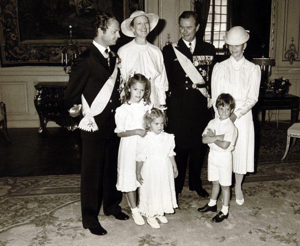 Henrik y Margarita de Dinamarca en una imagen de archivo / Gtres