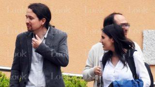 GALERÍA: Así fue la firma en la notaría de la nueva casa de Pablo Iglesias e Irene Montero / LOOK