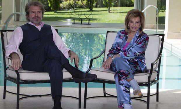 María Teresa Campos y Edmundo