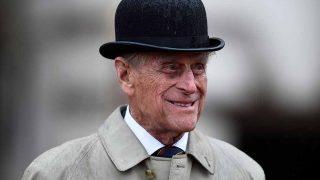 El duque de Edimburgo en una imagen de archivo /Gtres