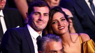 Iker Casillas y Sara Carbonero se quedan en Oporto / Gtres