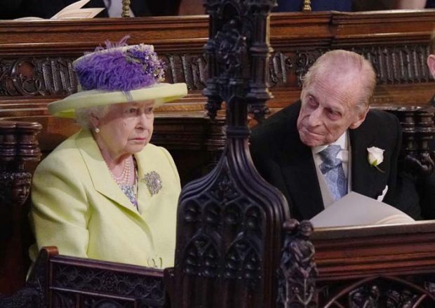 Boda del príncipe Harry y Meghan Markle / Gtres