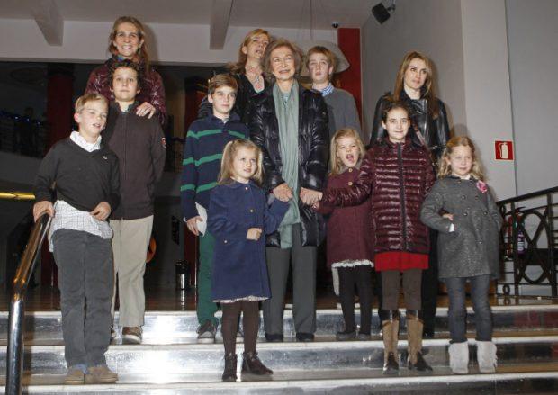 El 'plan de chicas' de las reinas Letizia y Sofía que afianza la reconciliación