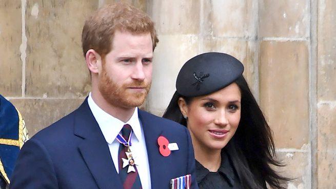 ÚLTIMA HORA: Harry y Meghan ya tienen título
