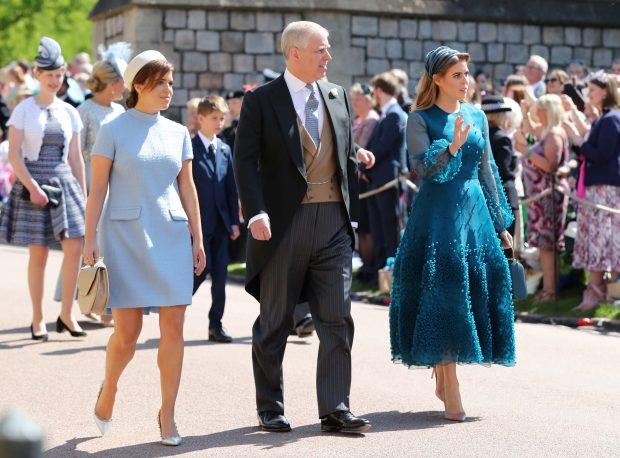 Invitados boda Harry y Meghan Markle