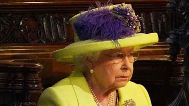 La Reina Isabel, fiel a su estilo en la boda de Harry y Meghan