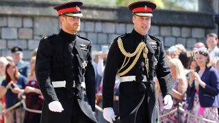 El príncipe Harry llega a la capilla de San Jorge / Gtres
