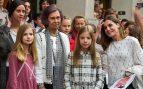 reinas Letizia y Sofía