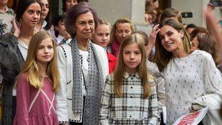El 'plan de chicas' de las reinas Letizia y Sofía / Gtres