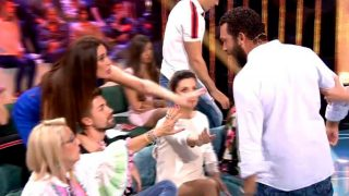 Alejandro y Alberto protagonizaron un gran momento de tensión / TELECINCO