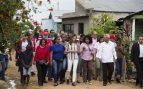 Reina Letizia cooperación república dominicana