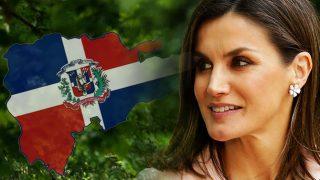 El ataque a Letizia en su visita de cooperación a República Dominicana