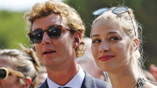 Ahora sí: Pierre Casiraghi y Beatrice Borromeo, padres por segunda vez