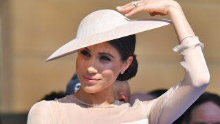 La duquesa de Sussex / Gtres