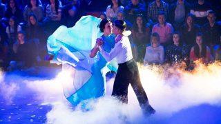 Patry Jordán en Bailando con las estrellas / Gtres