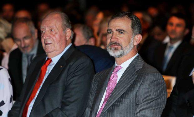 Juan Carlos I , Felipe VI
