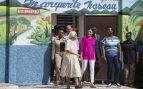 reina Letizia bebés Haití
