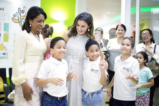 Doña Letizia conquista a los dominicanos: Esto es lo que dicen de ella los medios locales