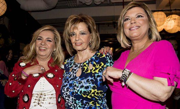 Terelu-Carmén-Borriego-Maria-Teresa-Campos