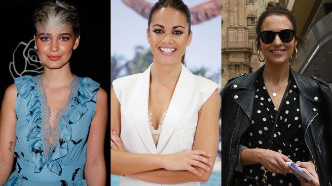 Vestido de verano Laura Escanes, Lara Álvarez y Paula Echevarría / Gtres