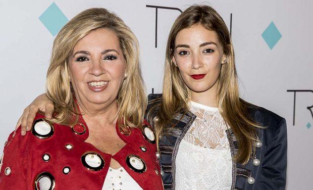'La extraña pareja': Te contamos qué hacía Alfredo Urdaci posando con la hija de Carmen Borrego