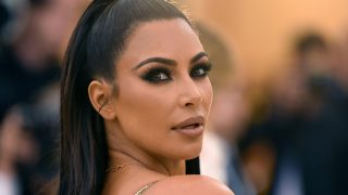 Kim Kardashian durante la pasada Met Gala / Gtres