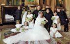 Lo que todavía no se ha contado de las fotos oficiales de la boda de Harry y Meghan