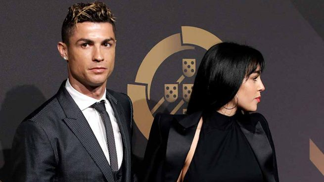 Champions Cristiano Ronaldo y Georgina Rodríguez