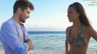 Sofía y Alejandro en la visita anterior del último a Honduras / Mediaset