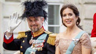 El 50 cumpleaños de Federico de Dinamarca ha servido para limar asperezas /Gtres