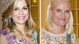Máxima de Holanda y Mette Marit de Noruega /Gtres
