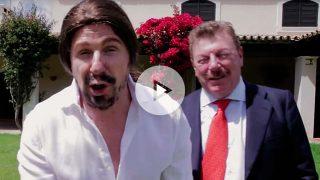 Los Morancos parodian la compra del chalé de Pablo Iglesias e Irene Montero / Youtube