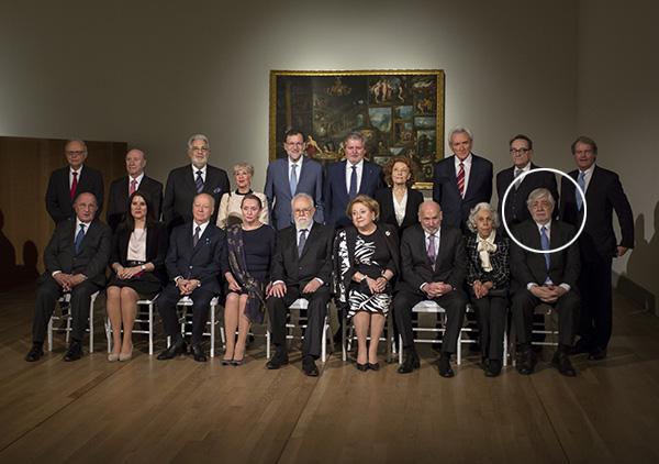El lapsus de Mariano Rajoy con María Dolores Pradera