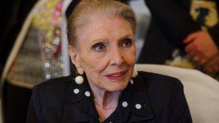 La artista María Dolores Pradera fallece a los 93 años/ Gtres
