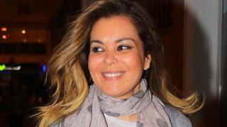 María José Campanario abandona el hospital tras su ingreso/ Gtres