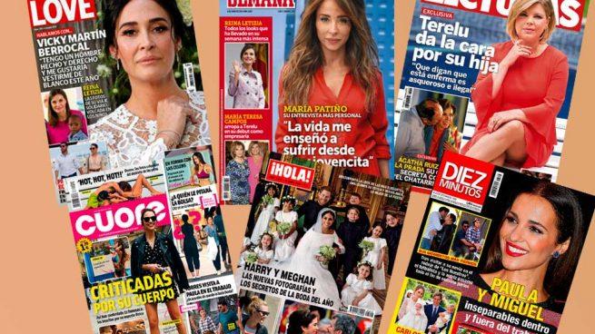 Agatha Ruiz de la Prada, la gran sorpresa del kiosco de los miércoles