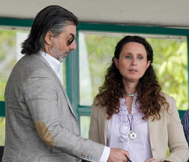 Yolanda García Cereceda y Jaime Ostos Jr.