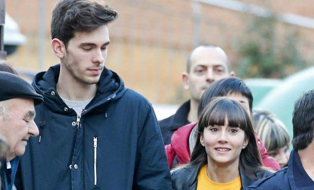 Aitana y Vicente