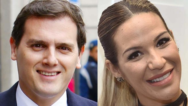 Tamara Gorro y Albert Rivera