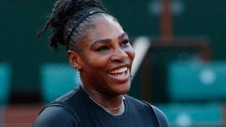 Serena Williams en su regreso a las pistas el pasado 30 de mayo / Gtres