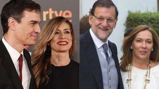Rajoy y Pedro Sáchez hacen las maletas/ Gtres