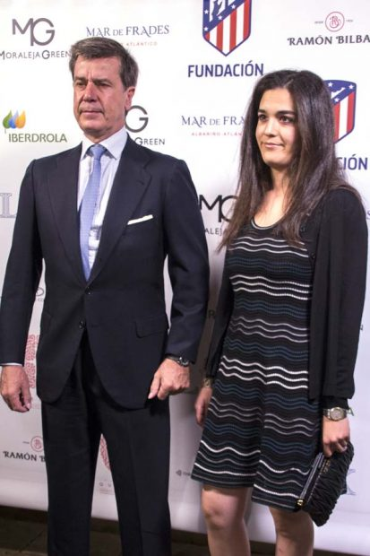 Cayetano Martinez de Irujo, Barbara Mirjan