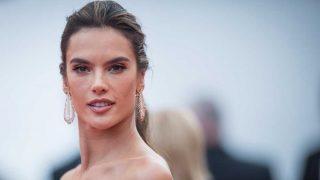 Alessandra Ambrosio deslumbrante en los premios más prestigiosos de la moda / Gtres