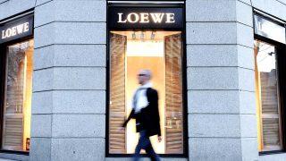 El escaparate de una tienda de Loewe / Gtres