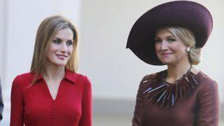 Máxima de Holanda y la reina doña Letizia / Gtres