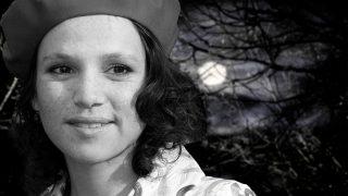 Inés Zorreguieta en un fotomontaje de LOOK