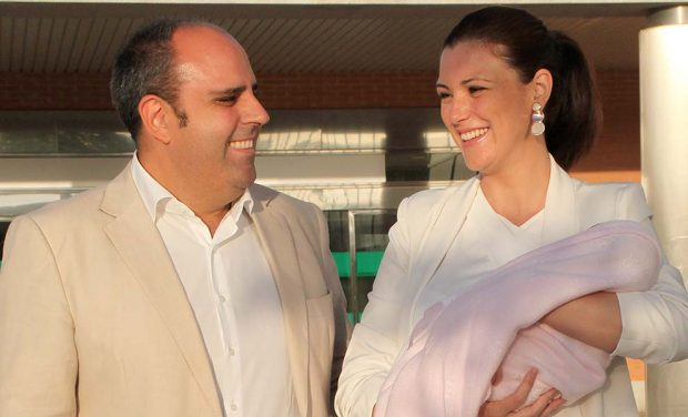 Julio Ruz y María Jesús Ruíz