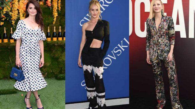 Penélope Cruz, Rosie Huntington-Whiteley y Cate Blanchett entre las mejores vestidas de la semana - Gtresonline