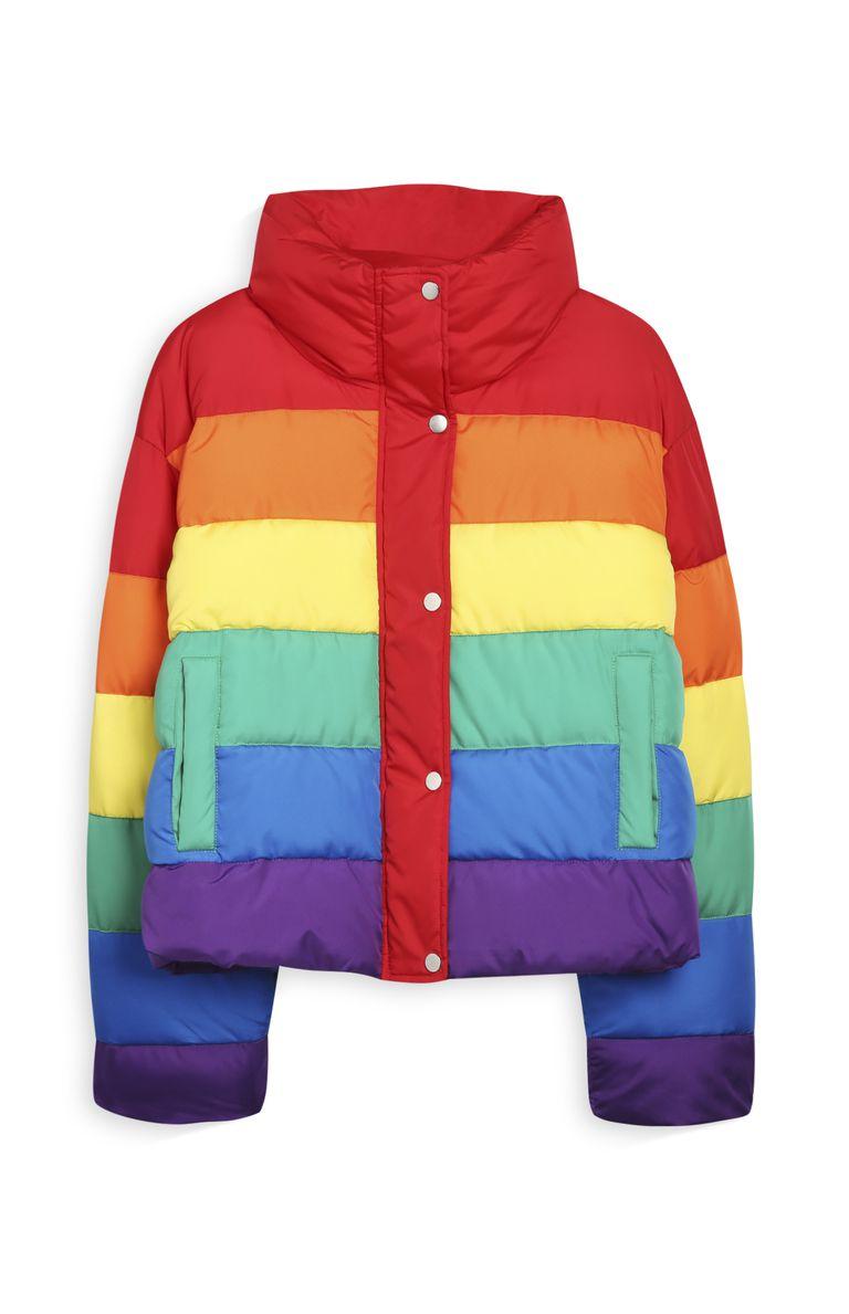 Plumas Rainbow 25 euros, a partir de agosto / Primark